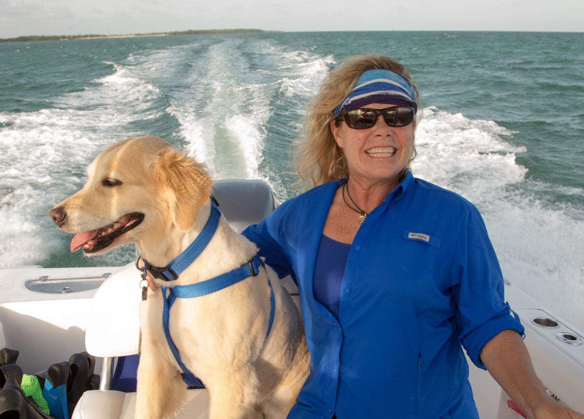 Meet Captain Sheri Sullenger